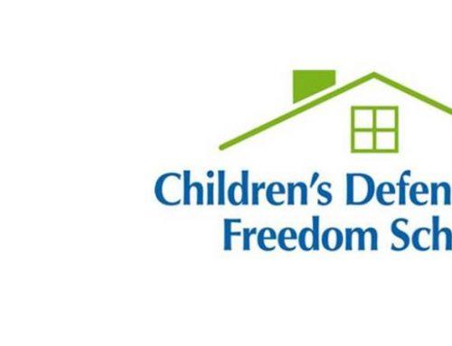 Children's Defense Fund Freedom School Invitation