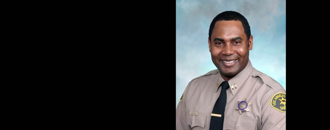 New LASD Capt. in the Marina