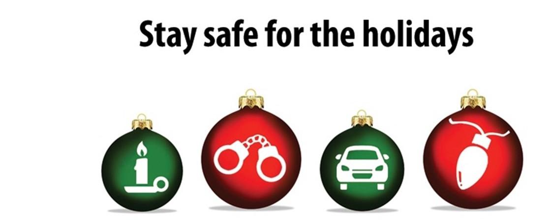 Holiday Season Safety Tips