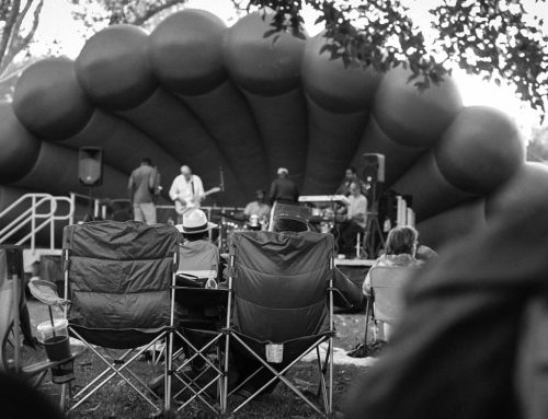 Jazz at Monteith Park….